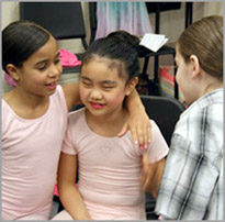 Ballet Classes ages 8 - 9 at Balmville, New York